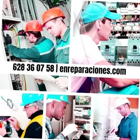 Electricistas autorizados en Irún