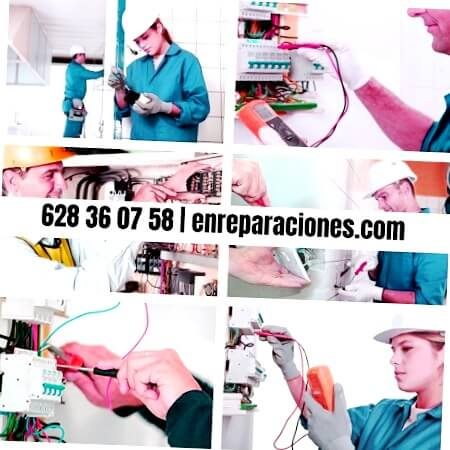 Electricistas autorizados Brunete