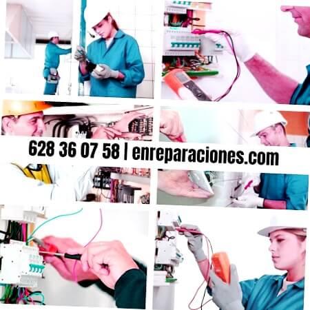 Electricistas autorizados Camarena