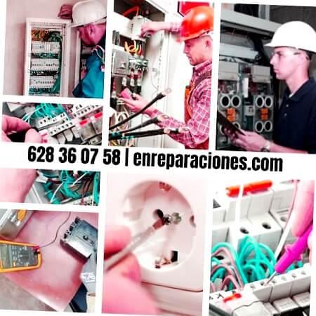 Electricistas baratos Santiago de Compostela