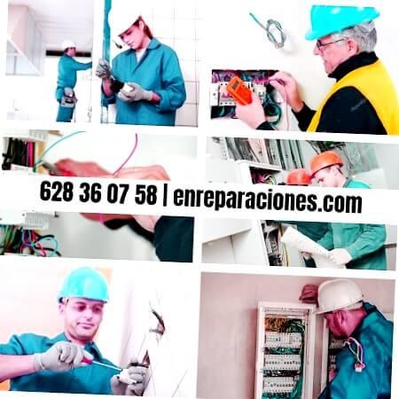 Electricistas 24 horas en Añover de Tajo