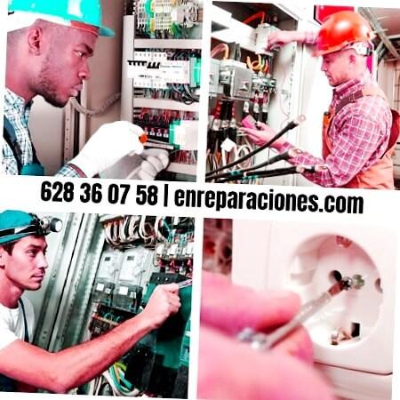 Electricistas 24 horas Iruña de Oca