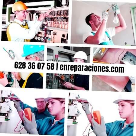Electricistas baratos Santa Ponça