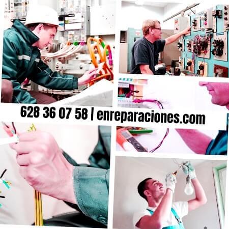Electricistas baratos Villasabariego