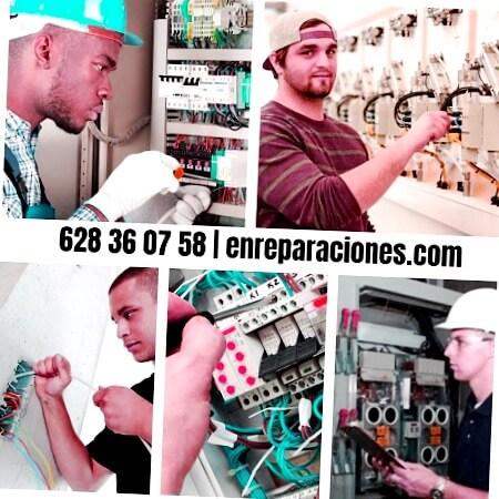 Electricistas homologados Pals