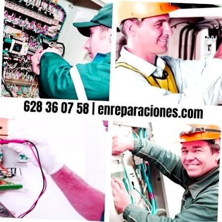 Electricistas autorizados en Yerri