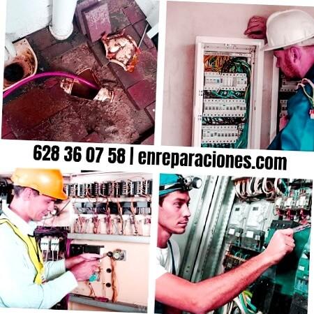 Electricistas 24 horas en Carbajosa de la Sagrada