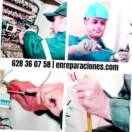 Electricistas 24 horas en Soto De La Marina