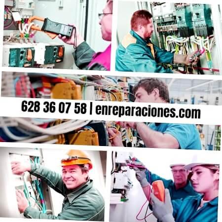 Electricistas autorizados en Obejo