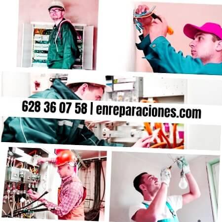 Electricistas 24 horas Guia