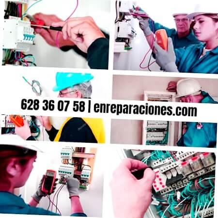 Electricistas homologados Cabezo de Torres