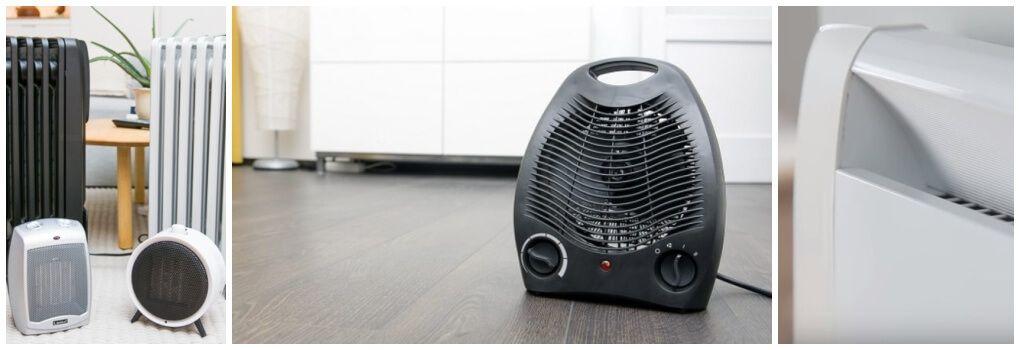 mejor calefactor eléctrico de bajo consumo
