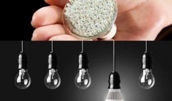 todo sobre las bombillas de bajo consumo LED del mercado