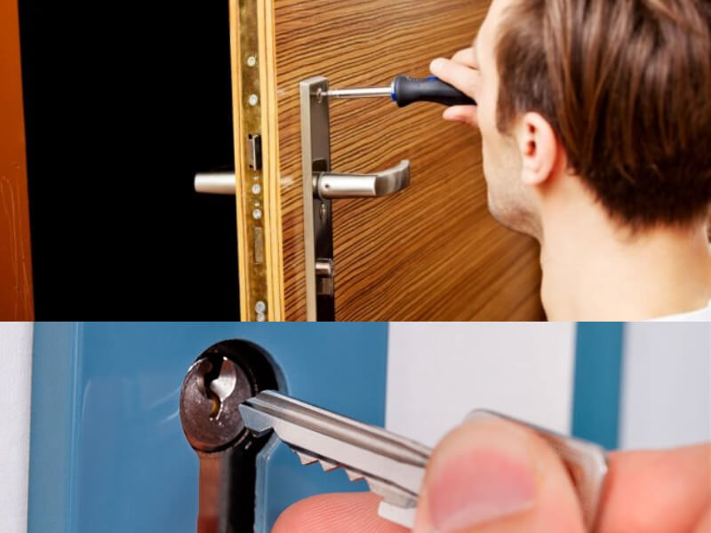 pasos para cambiar la cerradura de tu casa